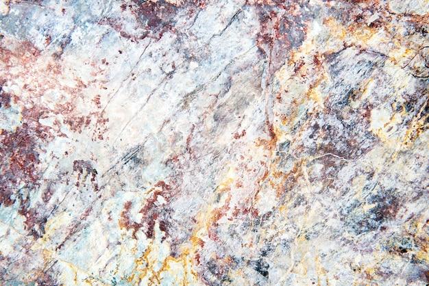 Grunge kolorowe marmurowe teksturowane tło