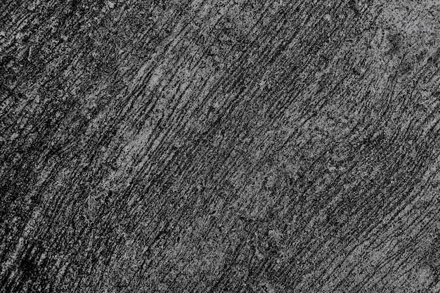 Grunge porysowany czarny beton teksturowane tło