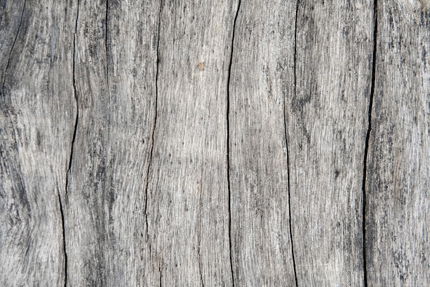 Grunge teksturowanej ciemne drewniane deski