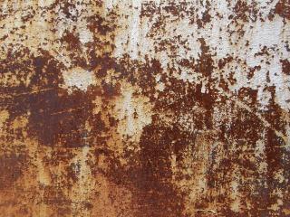 Grunge tekstury powierzchni rdzy