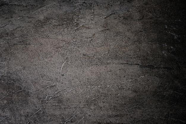 Grunge tekstury tło. abstrakcjonistyczna ciemna grunge tekstura na czerni ścianie.