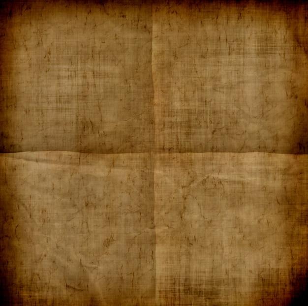 Grunge tle papieru z fałd i zagnieceń