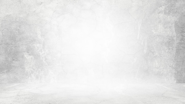 Grungy białe tło naturalnego cementu lub kamienia stary tekstura jako ściana retro wzór. koncepcyjny baner ścienny, grunge, materiał lub konstrukcja.