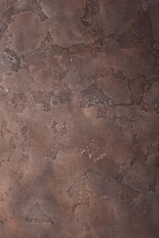 Grungy brown tło naturalnego cementu kamienia stara tekstura