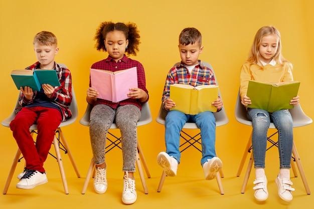 Grupa czytania dla dzieci