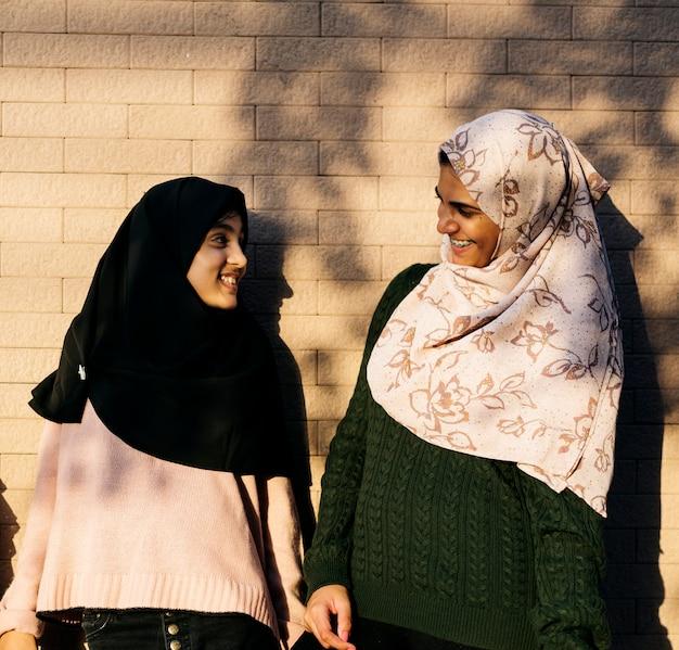 Grupa studentów muzułmańskich