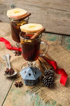 Grzana herbata z przyprawami