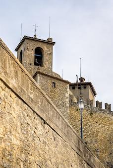 Guaita, pierwsza wieża san marino