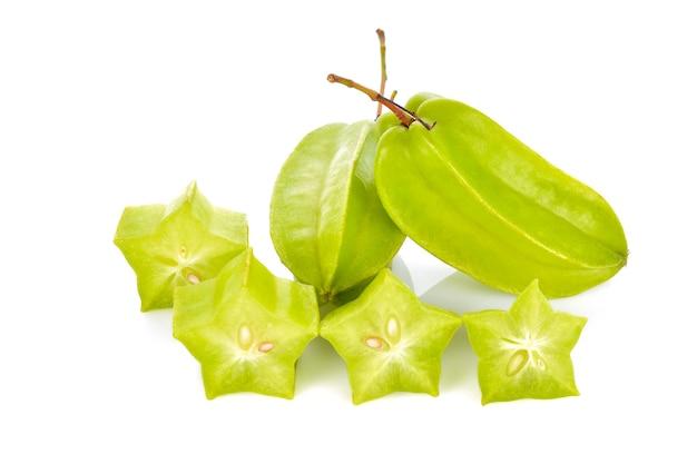 Gwiazda jabłko na stole