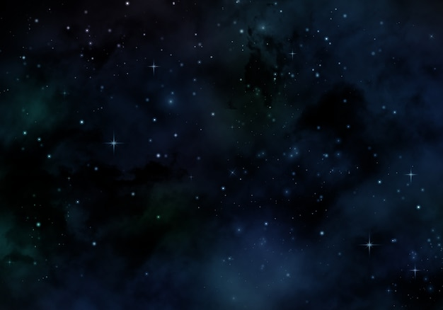 Gwiaździsta noc projekt