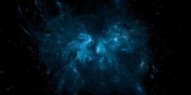 Gwiaździsta tekstura tła kosmosu