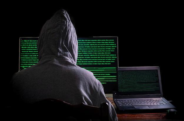 Hakerka włamuje się na rządowe serwery danych