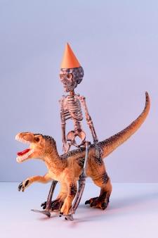 Halloween przerażające zabawki