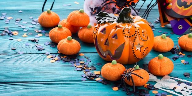 Halloween trik lub traktować martwa natura