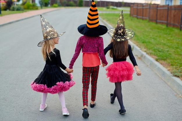 Halloweenowe sztuczki