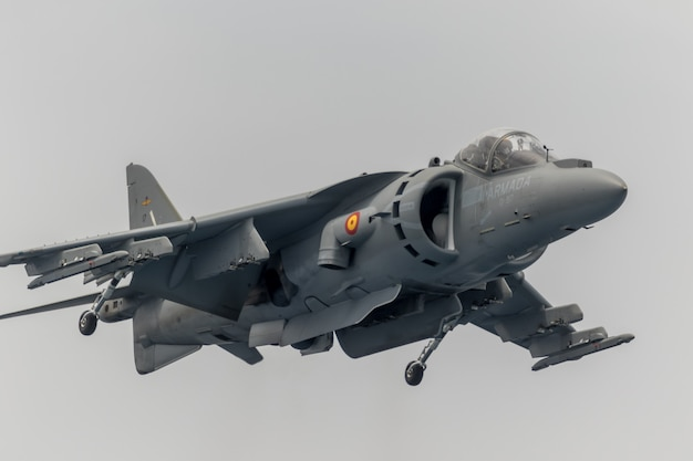 Harrier plus