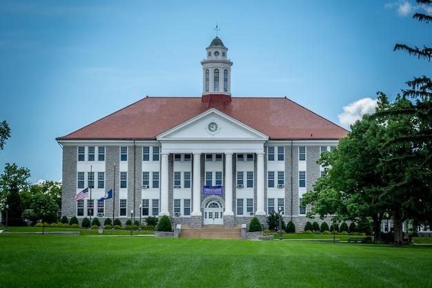 Harrisonburg, wirginia, usa james madison university