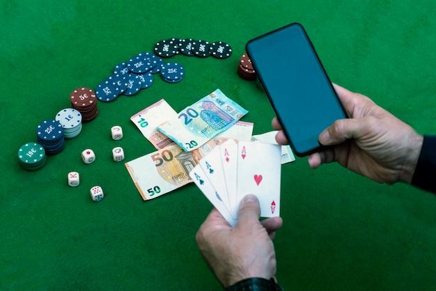 Hazard internetowy, nowy narkotyk, który rujnuje młodych ludzi i rodziny.