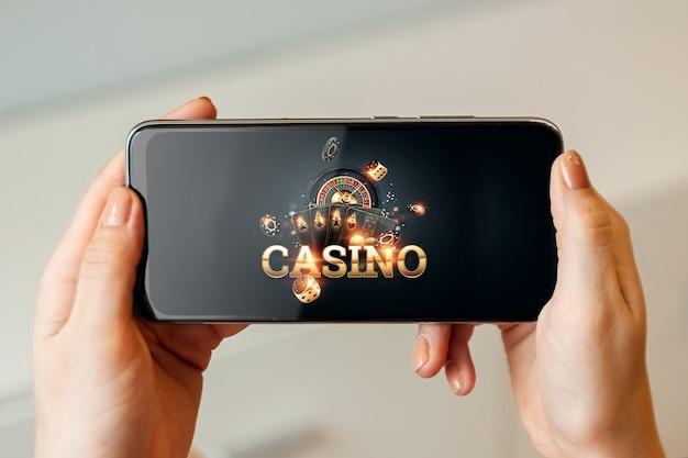 Hazard online na urządzeniach mobilnych
