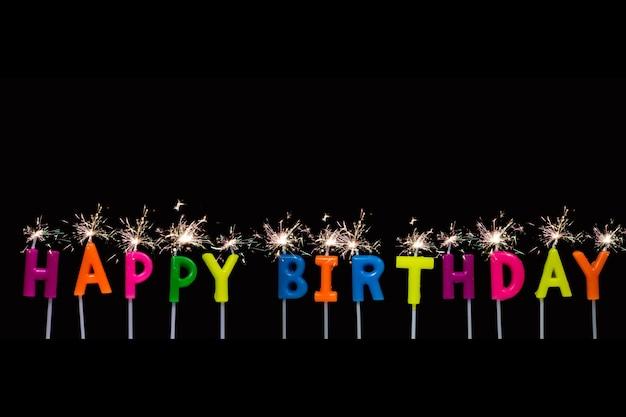 Hbd, fajerwerki z okazji urodzin