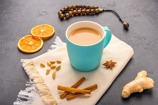 Herbata masala chai