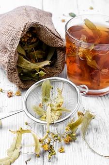 Herbata ziołowa lipowa