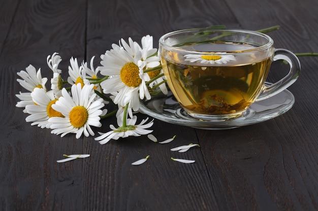 Herbata ziołowa z rumiankiem
