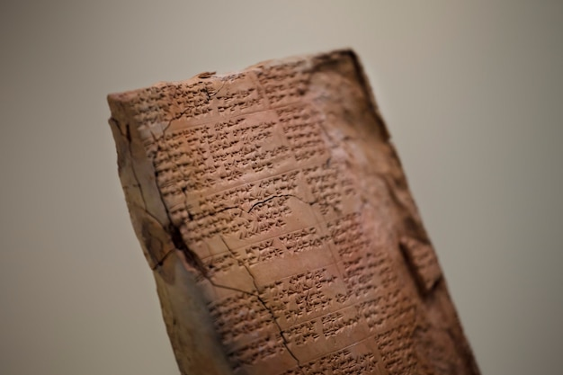 Hetyckie znaleziska archeologiczne z anatolii. 1700 do około 1200 pne.