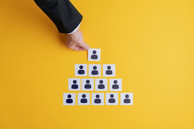 Hierarchia biznesu