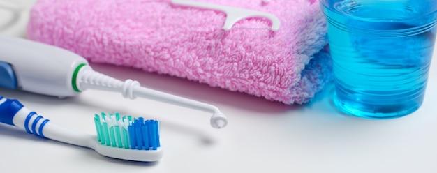 Higiena dentystyczna.