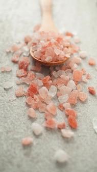 Himalajska różowa sól