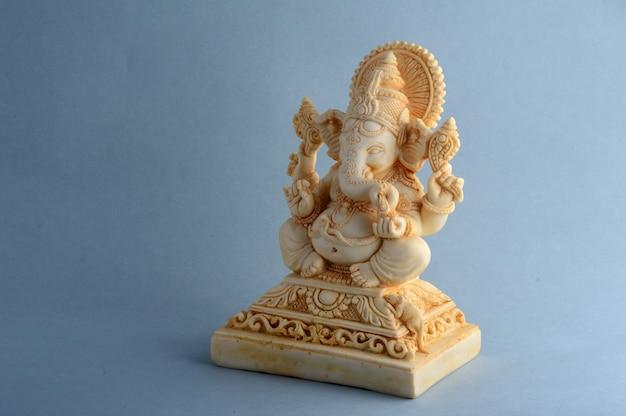 Hinduski bóg ganesha. ganesha idol