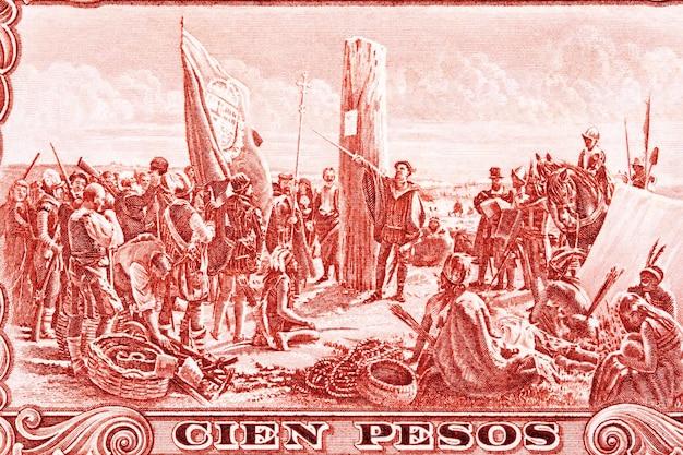 Hiszpanie i hindusi ze starych argentyńskich pieniędzy