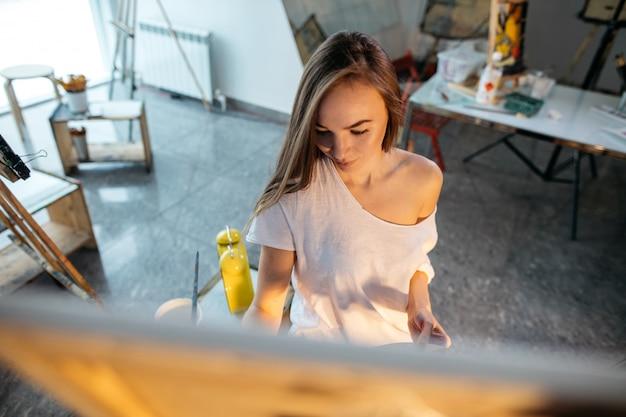 Hobby lub praca silne pragnienie tworzenia piękna
