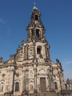 Hofkirche w dreźnie