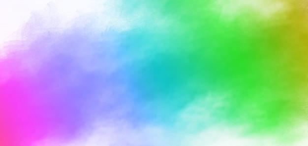Holi festiwalu kolorowe tło
