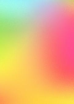 Hologram jasne kolorowe tło