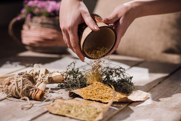 Homeopatyczna medycyna alternatywna.