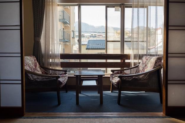 Hotel ryokan w shubi onsen, yamanouchi