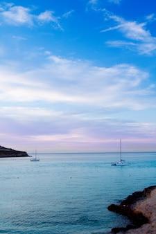 Ibiza cala conta conmte w san antonio