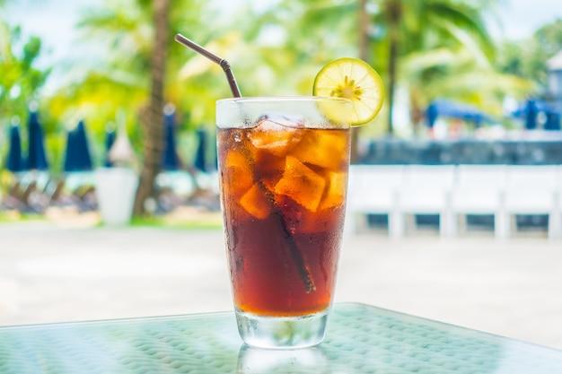Iced cola szkła