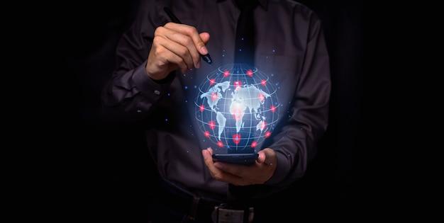 Icon bezpieczny system kłódek online na całym świecie