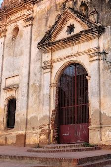 Iglesia de santa ana, trinidad, kuba