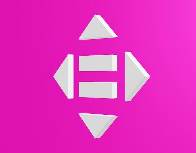 Ikona zrównoważonego rozwoju ikona zmniejszonej nierówności