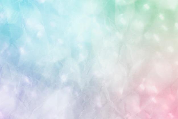 Ilustracja kolorowe błyszczące bokeh tła