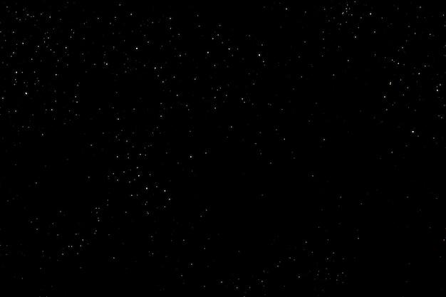 Ilustracja tła gwiaździstego nocnego nieba