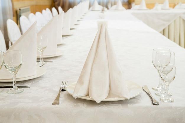 Impreza w restauracji bankiet, wesele, uroczystość