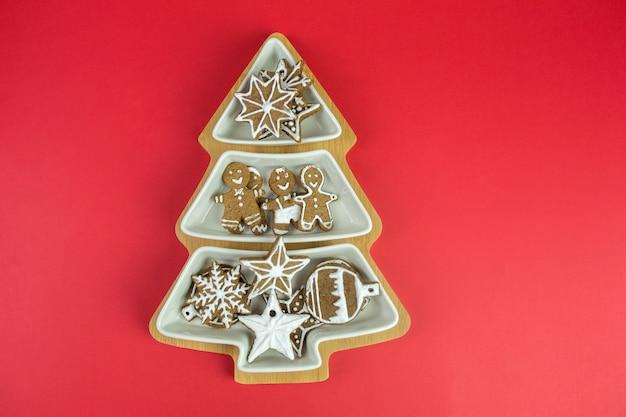 In eleganckie ozdoby świąteczne