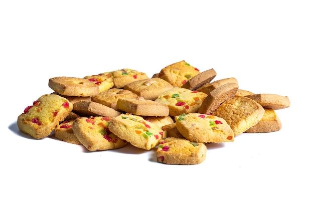 Indian bakery food nan khatai snacks
