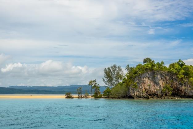Indonezyjska wyspa